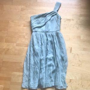 J.Crew 100% Silk crepe🍸fun formal cocktail dress!
